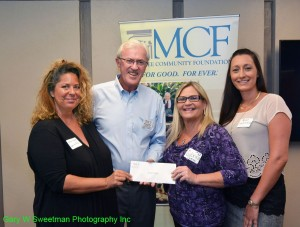 Manatee Community Foundation Grant Award
